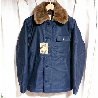AVIREX - 定価35424円❇️未使用 HOUSTON ムートンボア デッキジャケット