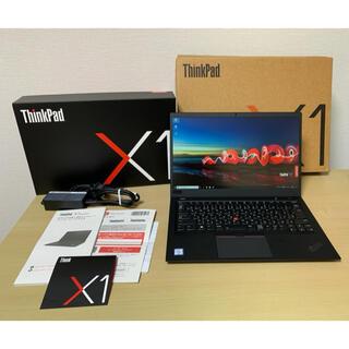 Lenovo - 19年3月製 美品 Thinkpad X1 carbon 6th 8G 256G