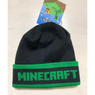 ニンテンドウ(任天堂)の新品 Minecraft  マインクラフト  マイクラ ニット帽  クリーパー(帽子)