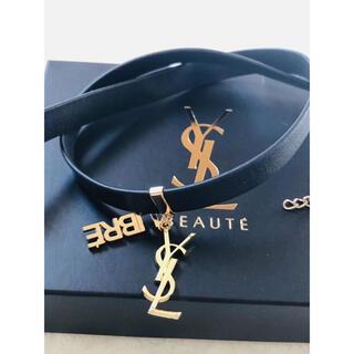 Yves Saint Laurent Beaute - YSL ノベルティ チョーカー ブレスレット
