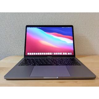 Mac (Apple) - ほぼ新品 Macbook Pro 2017 バッテリー キーボード新品