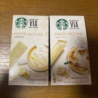 Starbucks Coffee - スタバ ホワイトモカ ビア まとめて