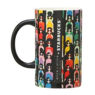 Starbucks Coffee - 匿名配送 補償あり スターバックス alice + olivia マグカップ