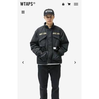 W)taps - WTAPS MC JACKET COPO TAFFETA
