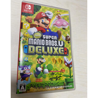 Nintendo Switch - 任天堂 スーパーマリオブラザーズ DELUXE 即日発送