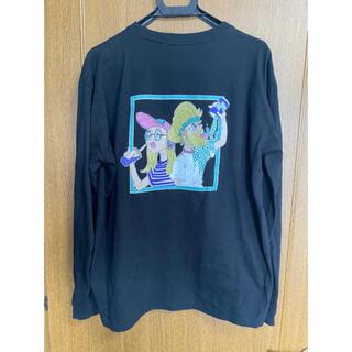 ビームス(BEAMS)の【アウトレット限定品】Left Alone レフトアローン ロンT XLサイズ(Tシャツ/カットソー(七分/長袖))