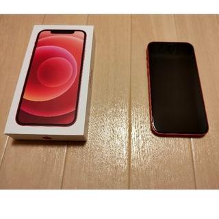 iPhone - Apple iPhone 12 256GB Red SIMフリー