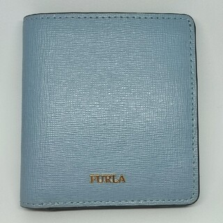 Furla - 【FURLA】フルラ バビロン バイフォールドウォレット 財布(中古美品)