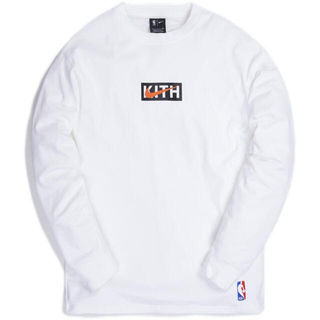 Kith Nike New York Knicks L/S Tee