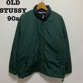 STUSSY - STUSSY オールドステューシー 90s ヴィンテージ ナイロン ジャケット