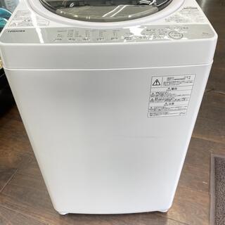 g01773 東芝 AW-6G6-W 6.0kg 全自動洗濯機