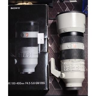 SONY - FE 100-400mm F4.5-5.6 GM OSS SONY【付属品完備】