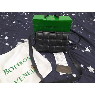 Bottega Veneta - 新品★ボッテガヴェネタ パテッドカセットバッグ 黒