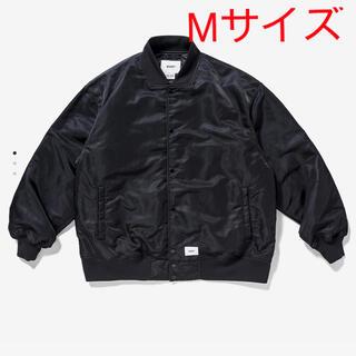 W)taps - wtaps team jacket ブラック Mサイズ
