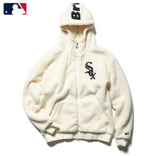 F.C.R.B. - サイズS■fcrb MLB BOA FLEECE ボアフリース