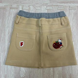 familiar - ファミリア スカート 100