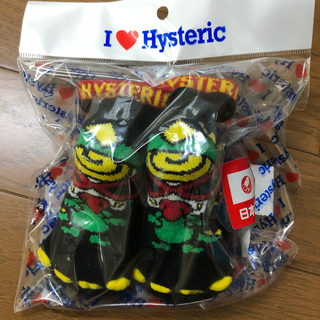 HYSTERIC MINI - ㉑靴下