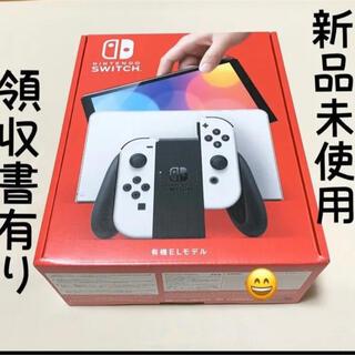 Nintendo Switch - 【領収書あり】Nintendo Switch 有機EL ニンテンドー