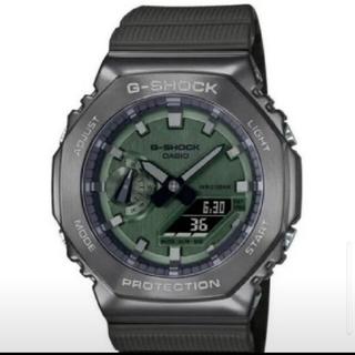 CASIO - 未使用品  CASIO G-SHOCK GM-2100B-3AJF