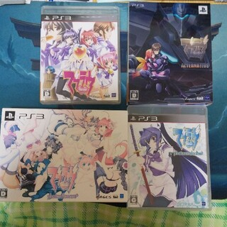 PlayStation3 - 【全種セット】マブラヴシリーズ PS3