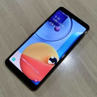 SAMSUNG - SAMSUNG Galaxy A7 ゴールド SM-A750C