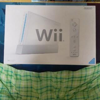 Wii - 【良品】Nintendo Wii RVL-S-WD
