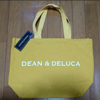 DEAN & DELUCA - DEAN&DELUCA ディーン&デルーカ トートバッグ Lサイズ イエロー