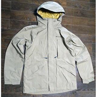 コロンビア(Columbia)のUSED コロンビア ミリノイジャケット(サイズ:S / 色:カフェオレ)(マウンテンパーカー)