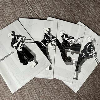 東京リベンジャーズ 東リベ 4種 セット セブンイレブン ノート