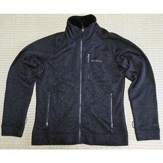 コロンビア(Columbia)のコロンビアのフリースジャケット(Sサイズ /黒/インターチェンジシステム対応)(その他)