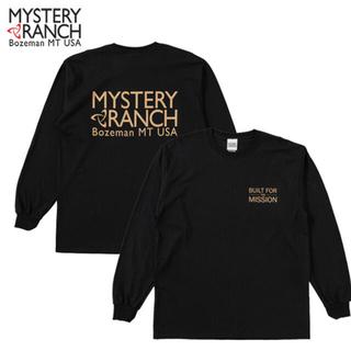 MYSTERY RANCH - MYSTERY RANCH  メンズ ロングスリーブ BFTM TシャツV3