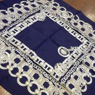 セリーヌ(celine)の519 S 超美品 セリーヌ CELINE スカーフ シルク100%(バンダナ/スカーフ)