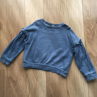 エフオーキッズ(F.O.KIDS)のアプレレクール  トレーナー 110(Tシャツ/カットソー)