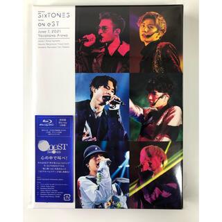 Johnny's - SixTONES on eST LIVE Blu-ray 初回盤