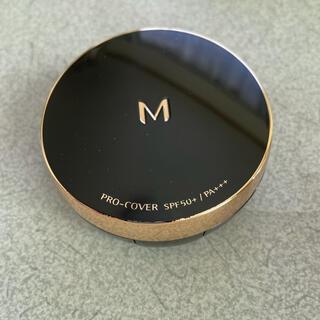 MISSHA - ミシャMクッションファンデーション プロカバー