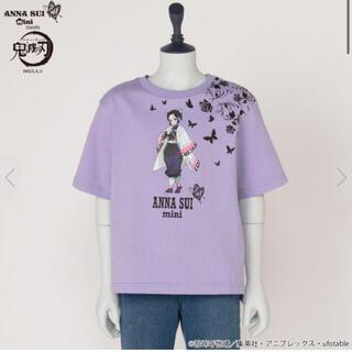 アナスイ(ANNA SUI)の🦋鬼滅の刃×ANNA SUI mini TシャツB 胡蝶しのぶ🦋(Tシャツ/カットソー)