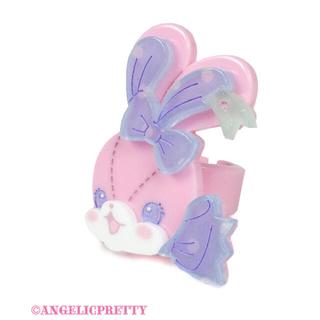 Angelic Pretty - angelic pretty   Happy  リリカル  バニー リング