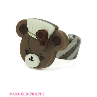 アンジェリックプリティー(Angelic Pretty)のangelic pretty Chocolaterie  ショコラ リング(リング(指輪))