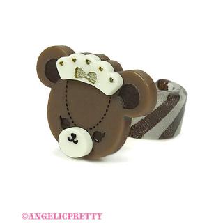 アンジェリックプリティー(Angelic Pretty)のangelic pretty  Chocolaterie  カフェ リング(リング(指輪))