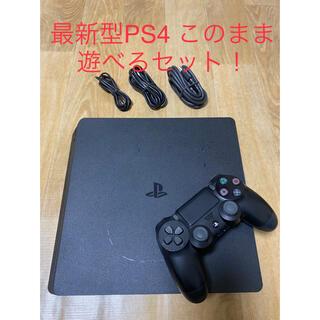 PlayStation4 - PS4 最新型 CUH-2200Aこのまま遊べるセット