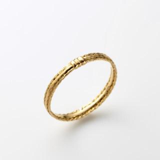 ドゥーズィエムクラス(DEUXIEME CLASSE)の新品・未使用 GIGI♡HELIOS Tiny serere ring 9号(リング(指輪))