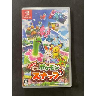 Nintendo Switch - ポケモンスナップ switch ゲームカセット