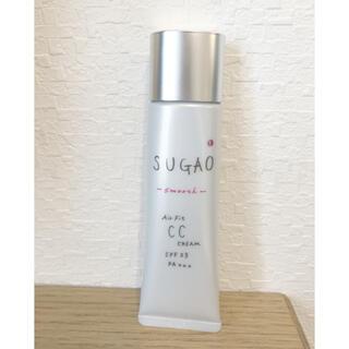 ロートセイヤク(ロート製薬)のスガオ SUGAO エアーフィットCCクリーム 01(CCクリーム)