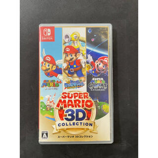 Nintendo Switch - SUPER MARIO 3D correction switch ゲームソフト