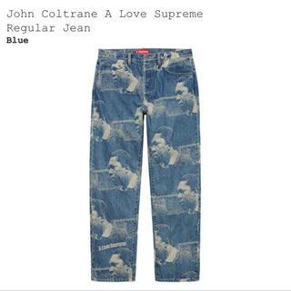 Supreme - 21AW Supreme John Coltrane A Love Jean