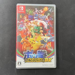 Nintendo Switch - ポッ拳 switch ゲームソフト