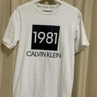 カルバンクライン(Calvin Klein)のカルバンクライン  1981 Tシャツ(Tシャツ(半袖/袖なし))