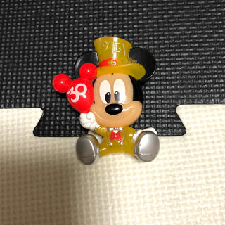 ミッキーマウス(ミッキーマウス)の美品♡Disney ミッキーマウス ピンバッジ(キャラクターグッズ)