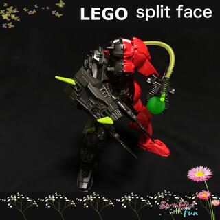 Lego - LEGO ヒーロー ファクトリー 6218 スプリット フェイス