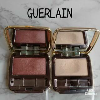 GUERLAIN - ゲラン♡ラディアント シャドウモノ 140&142
